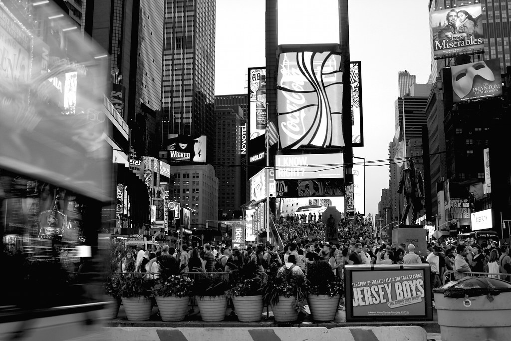 2. Times Square