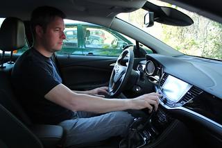 Neuer Opel Astra: IntelliLux im Test