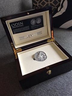 Wastweet medal Odin box