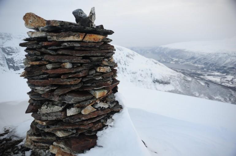 Norské Lyngenské Alpy - deník skialpinisty I.