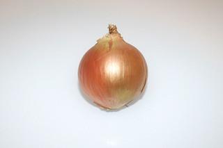 08 - Zutat Gemüsezwiebel / Ingredient onion