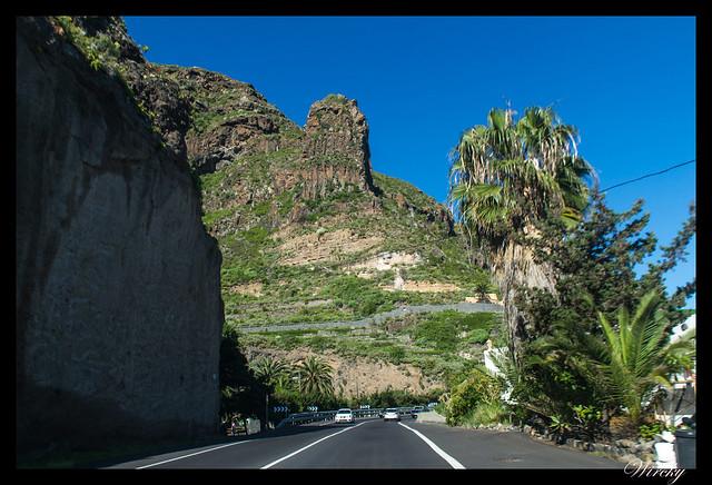 Tenerife Icod Vinos Garachico Punta Teno - Barranco de Ruiz