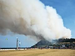 Bray Head fires, 2016