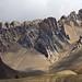 The Tsibri mountain range, Tibet 2015
