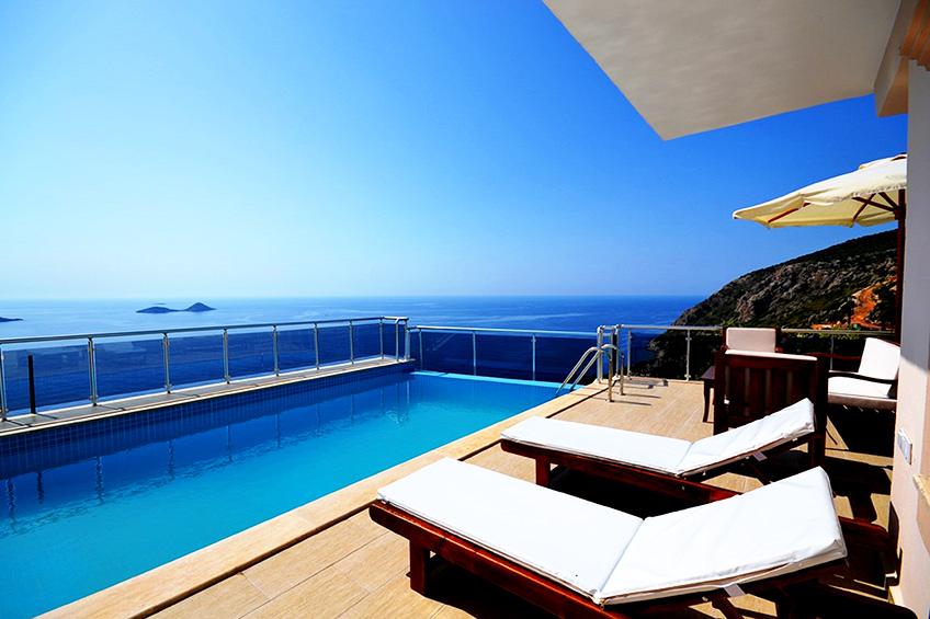 Kalkan/Kaş/Antalya, Türkiye kiralık villa , kiralık yazlık, yazlık villa - 3778