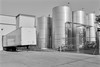 Tanks and Trailer at Drinking Water Bottling Facility