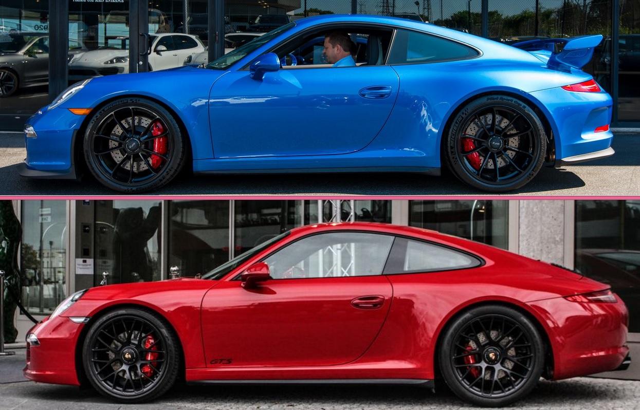 Carmine Red Gts Pics Page 2 Rennlist Porsche