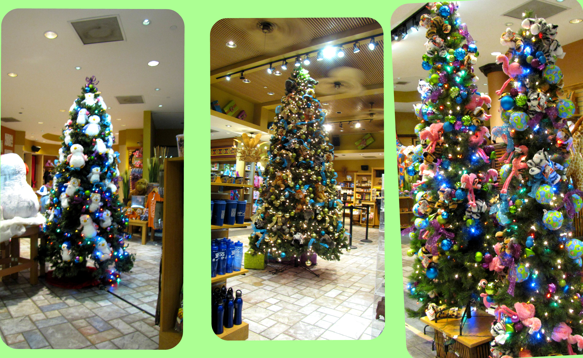 Gift Shop Trees