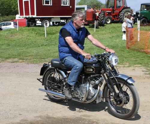 64 HRD Motorcycle