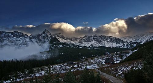 mountain landscape tatra