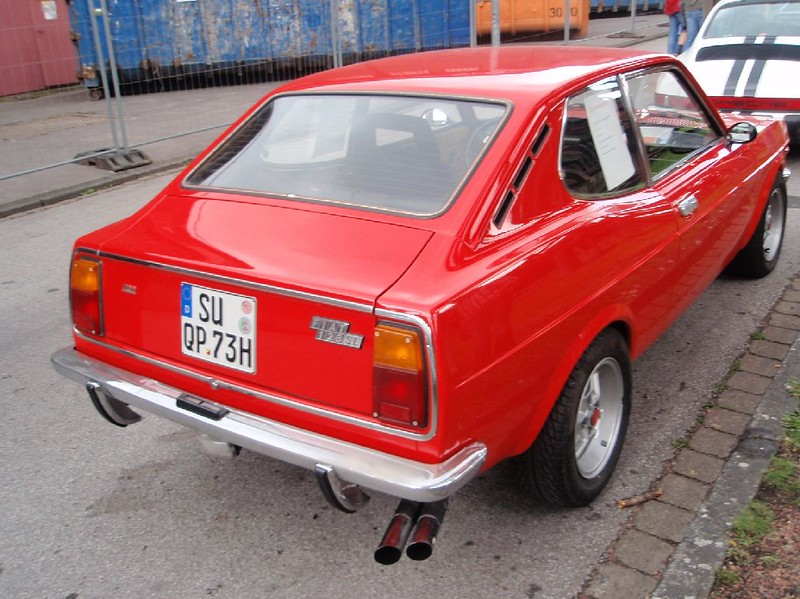fiat 128 coupe 1973. Black Bedroom Furniture Sets. Home Design Ideas