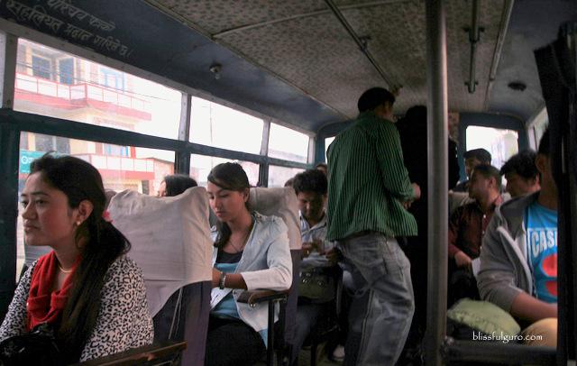 Nepal Local Bus