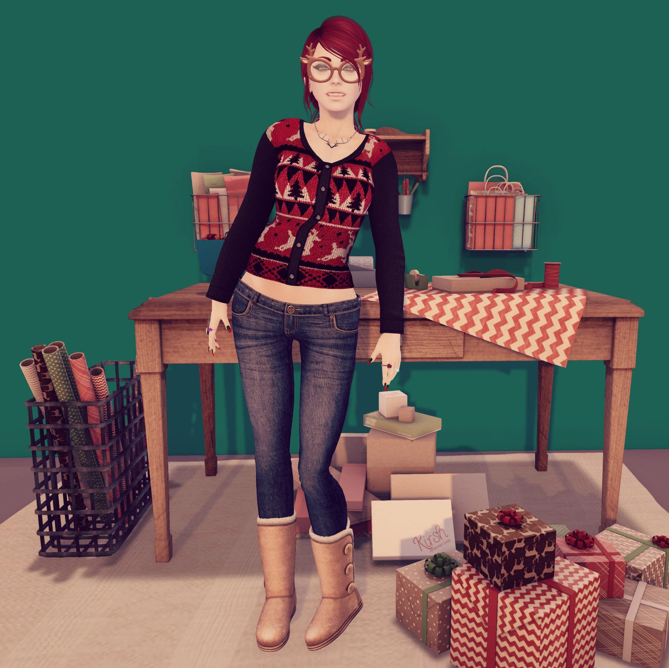 free gift wrap!