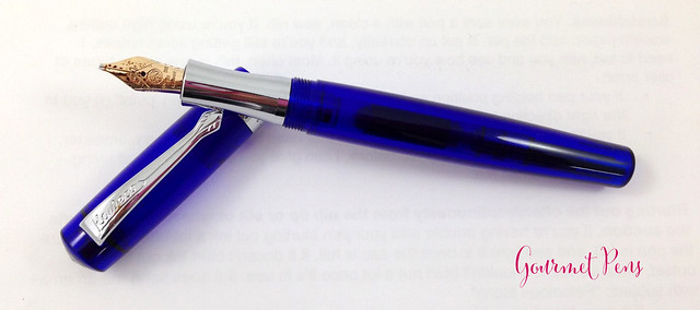 Review: @Kaweco 14KT Gold Nib - Double Broad