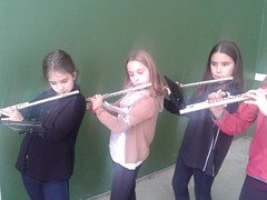 bowed string instrument(0.0), trombone(0.0), brass instrument(0.0), singing(0.0), flute(1.0), musician(1.0), musical instrument(1.0),