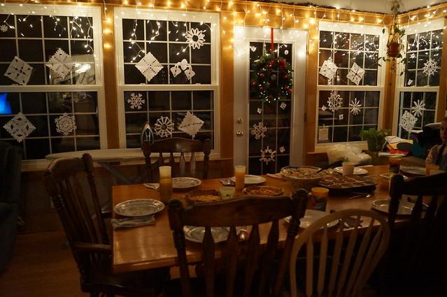 A December Dinner
