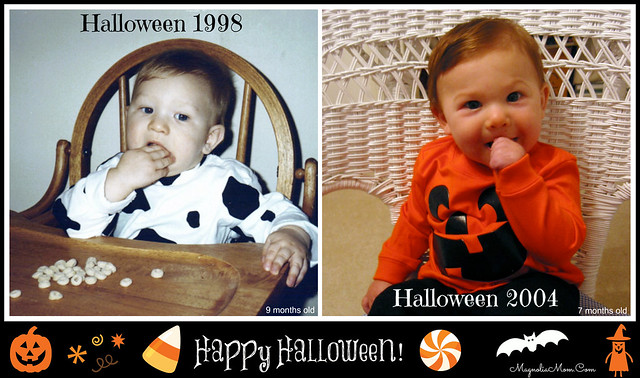 My Babies' 1st Halloweens
