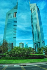 Emirates Tower One