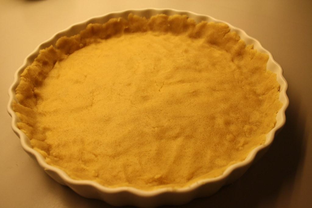 Æbletærte med karamelbund (4)