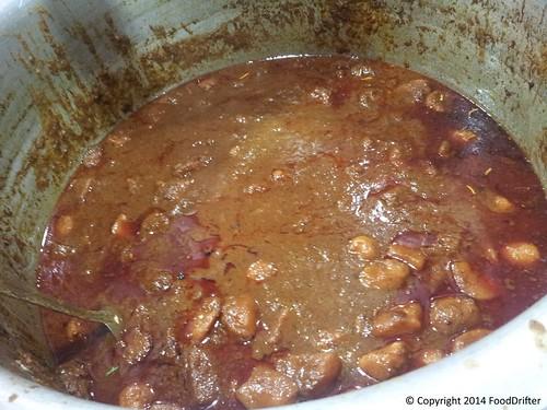 Spicy Aloodum