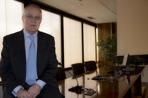 Javier Sotil, presidente del Consejo General de MONDRAGON