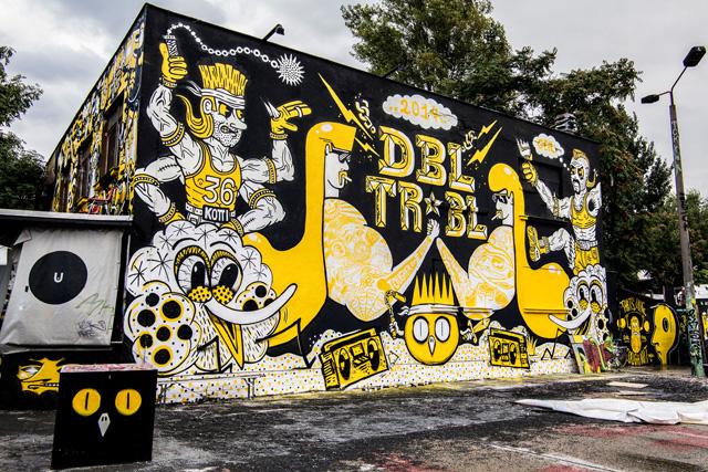 Dubl Trubl – London Street Art in Berlin