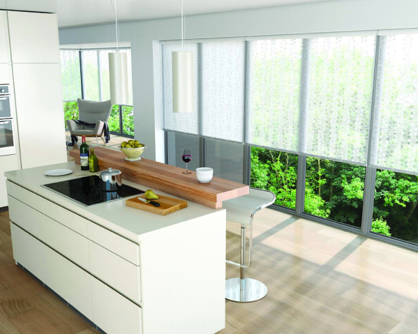 Roller Blinds - Light Filtering