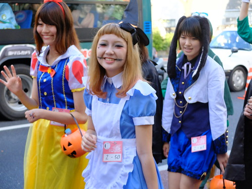 Kawasaki Halloween parade 2014 145