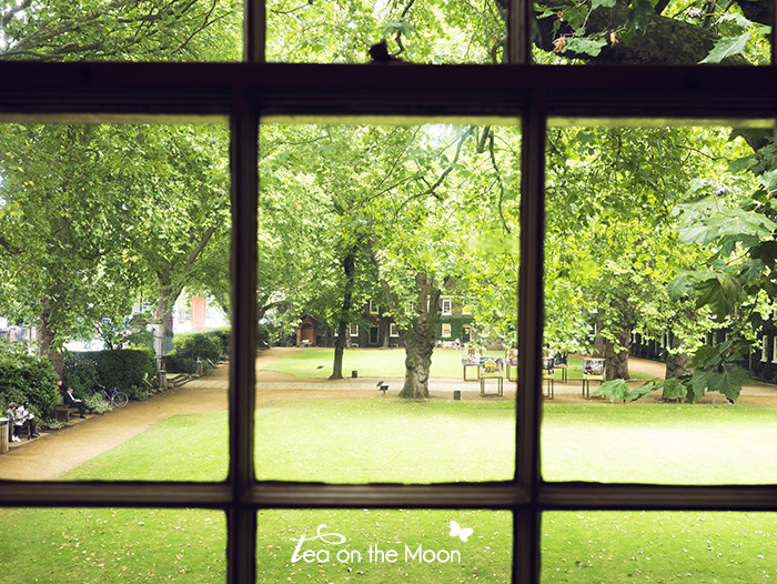 The geffrye museum, Londres