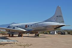 Convair C-131F Samaritan '141028'