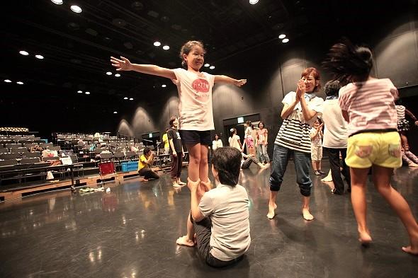 近藤良平と!親子で楽しく真夏のダンス!☆大人の親子もOK☆