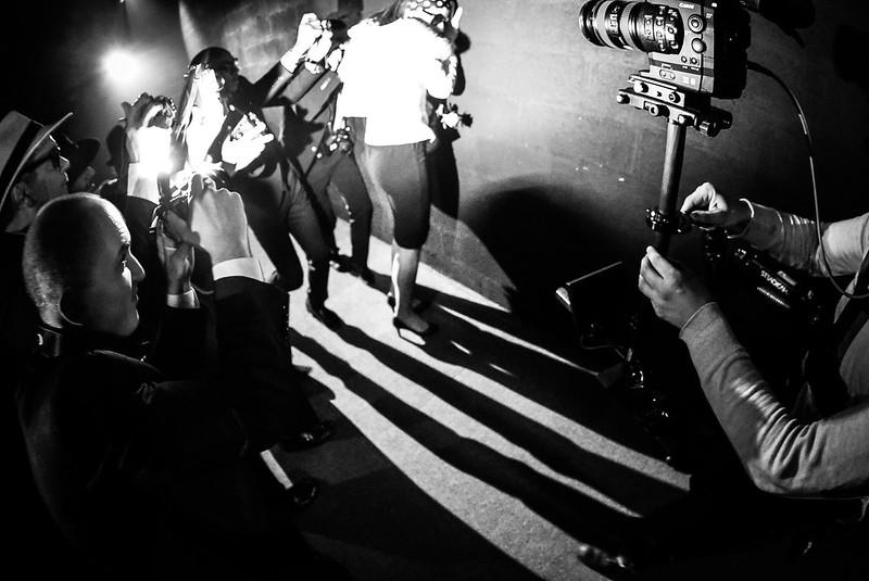 Evry Daily Photo - Tournage du Clip 'Romy' d'Ebena