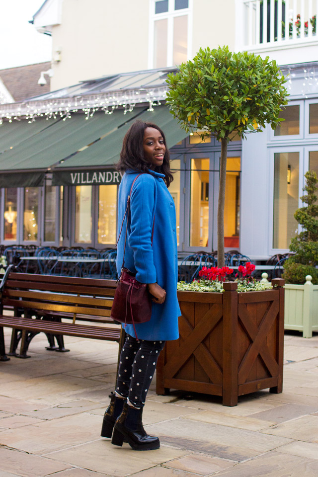 Christmas Shopping at Bicester Village