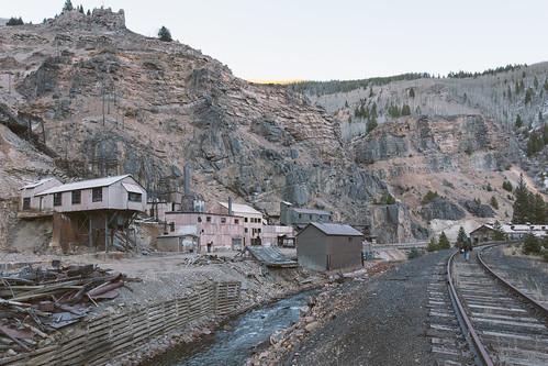 abandoned colorado mine mining co
