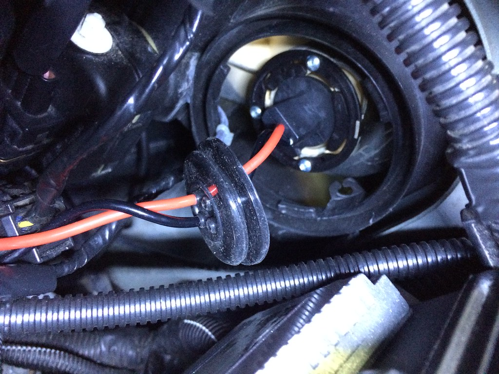 How To Hid Drl Daylights Conversion Pics Detailed Trans Am Kit Wiring Diagram Img Wire Cut By Martini 277 On Flickr