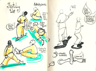 October 2014: My Life Drawing Class