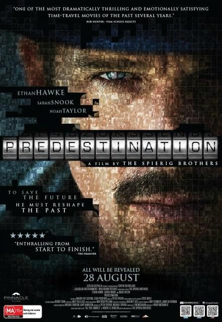 Phim Định Mệnh - Predestination