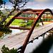 Pennybacker Bridge in Austin TX by Danny Shrode