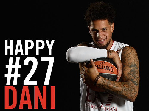 Happy 27 Daniel Hackett!