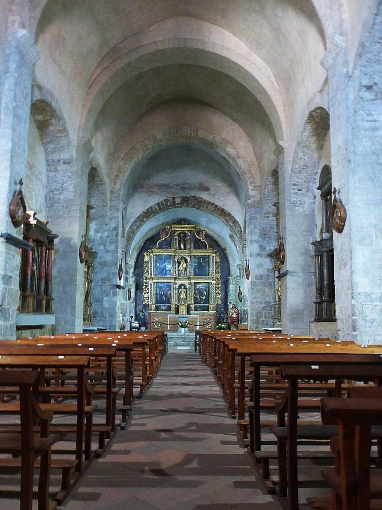 église abbatiale de Saint-Génis-des-Fontaines