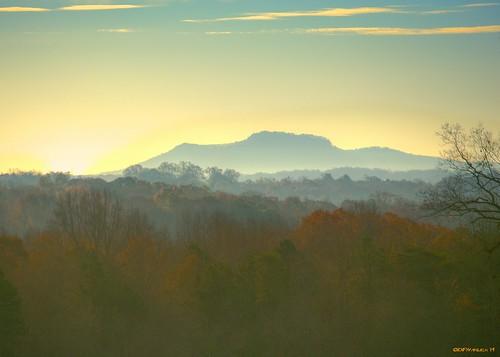 autumn fall unitedstates northcarolina vista hdr lightroom kingsmountain mountainroad photomatix cherryville