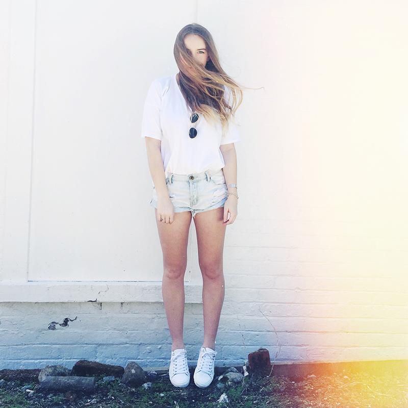 Fashion Photos Blogger New Zealand Topshop One Teaspoon