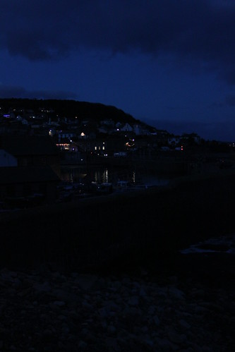Mousehole at dusk