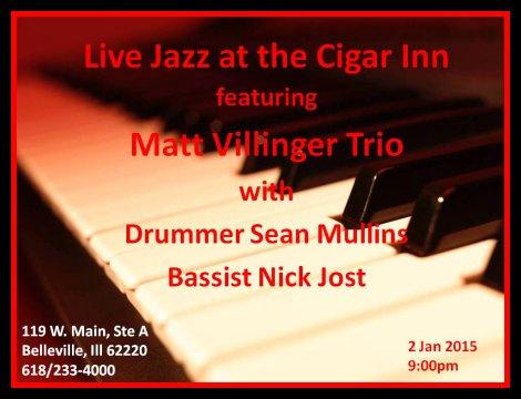 Cigar Inn 1-2-15