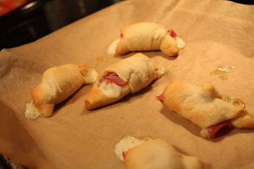 Marin's Ham and Cheese Roll Ups