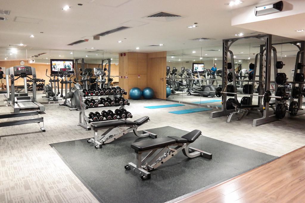 Novotel Hong Kong: Gym