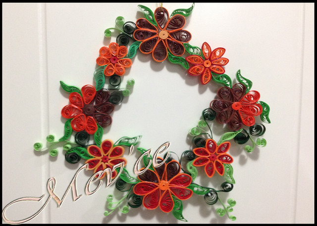 quilled wreath2