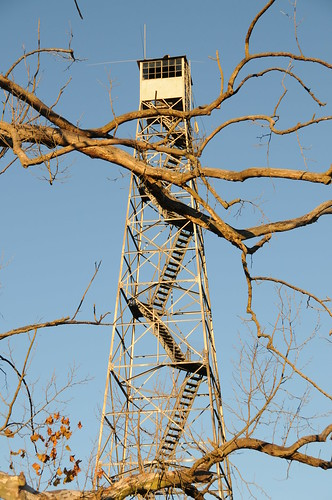 photography, firetower