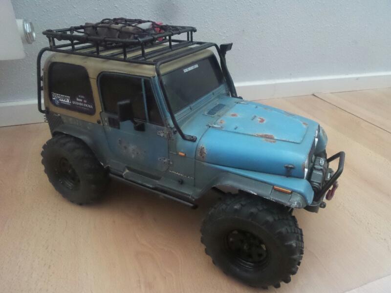 Jeep Wrangler YJ RcModelex 16062035241_8c9e606738_o