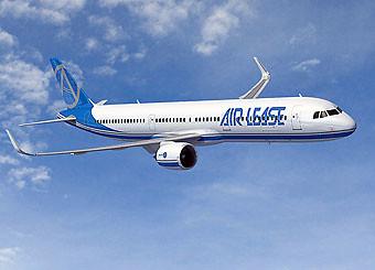 Airbus A321neo 97 ton ALC (Airbus)